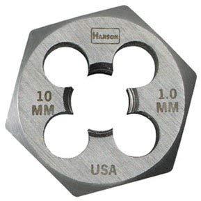 Die 22 mm-2 1-13/16 Hex Hanson