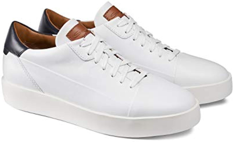 Santoni - Zapatillas de Cuero para Hombre -