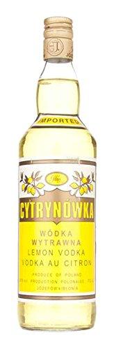POLMOS Józefów Cytrynowka Lemon Vodka Polonaise 70cl Bouteille