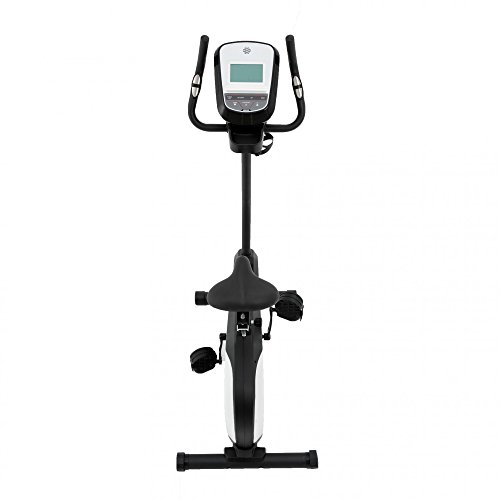 Spirit Upright Bike DBU 20 – Heimtrainer, Fitness Indoor Bike, Ergometer mit Hand-Puls-Sensoren - 3