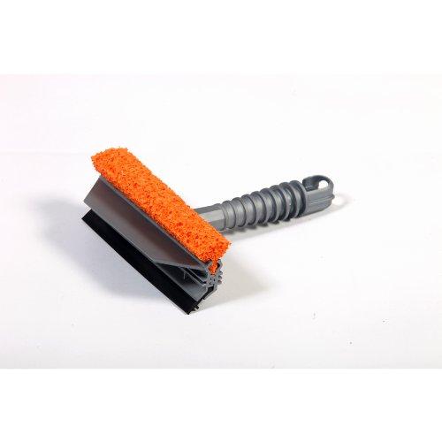 Preisvergleich Produktbild max4Car Scheibenreiniger mit Schwamm/Eisschaber/Gummilippe