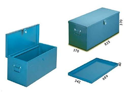 Heco serie 138 - Caja metalica 835x370x370mm 19,8kg