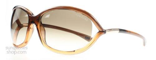 Tom Ford Sonnenbrille Jennifer (FT0008 50F 61) Tom Ford Whitney Sonnenbrille