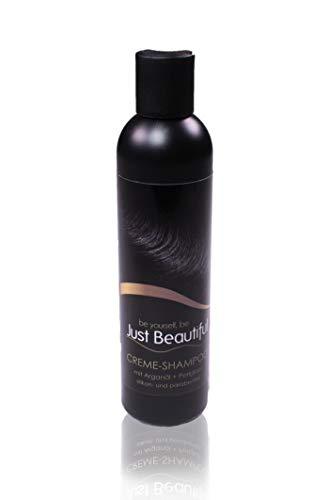 Just Beautiful Hair Extensions Shampoo für Haarverlängerungen - mit Arganöl + Perlglanz