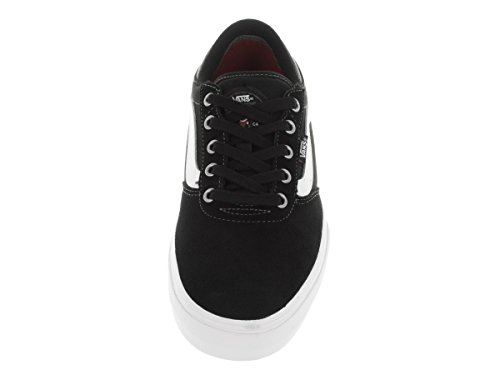 Vans chaussures M Gilbert Crockett P Black White Red