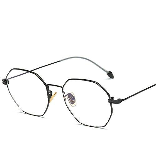 Aoligei Perle Metallfuß Draht Brille Rahmen Spektakel Rahmen Frame Kunstrichtung hundert Runden Computer
