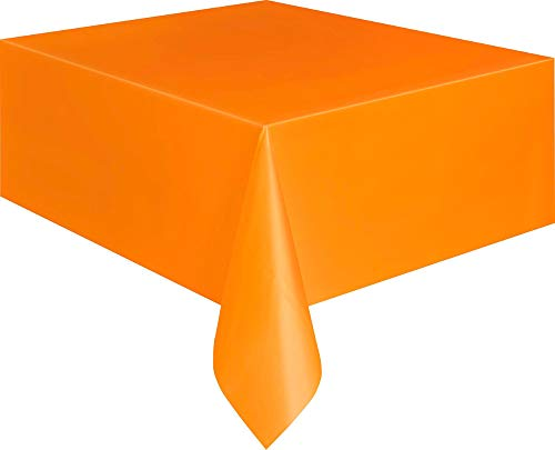 Kunststoff-Tischdecke, 137 x 274 ()