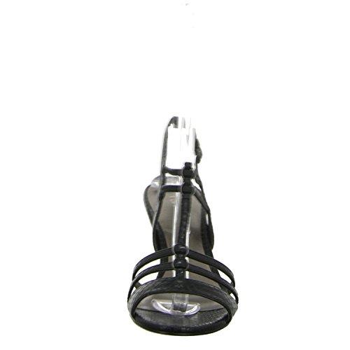 Tamaris1-1-28300-24-006 - Scarpe con plateau Donna Nero