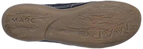 Marc Shoes 1.614.05-28/795-Kira Damen Desert Boots Blau (navy 795)