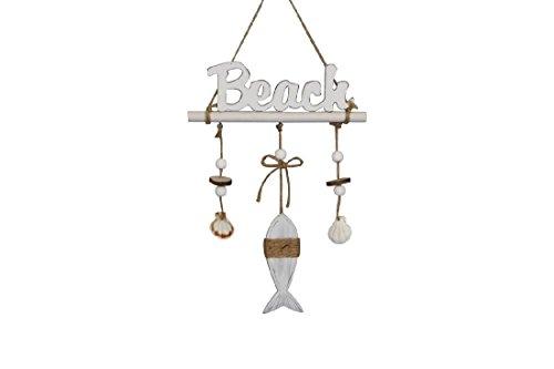 Schreiber Deko Dekohänger Beach / 25x1x35cm (LxBxH) / 1 Stück