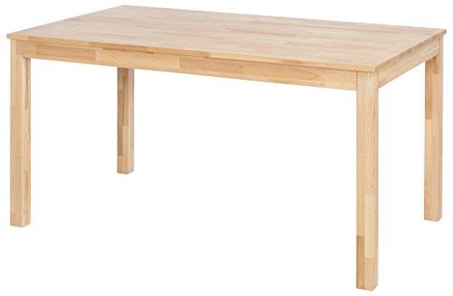 esstisch kernbuche massiv ausziehbar 160 Robas Lund, Tisch, Esszimmertisch, Sergio, Kernbuche/Massivholz, 80 x 160 x 76 cm, SEF160KB
