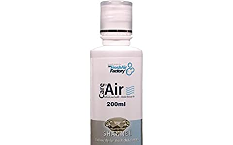 FRAGRANCE FOR AIR PURIFIERS - CareforAir Shannel Fresh Classy Scent