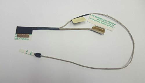 Generic 50.4L202.001 50.4L201.031 LCD-LED-Displaykabel für Lenovo IBM Ideapad S510P LS51P