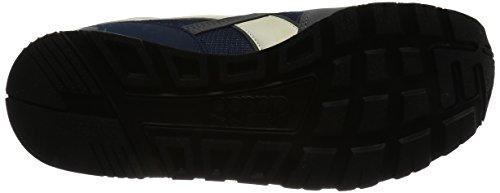 Diadora N-92, Sneaker a Collo Basso Unisex – Adulto Azul