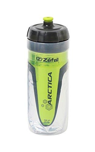 Zefal Arctica Bidón, isothermo, 550 ml, verde, Multicolor, M
