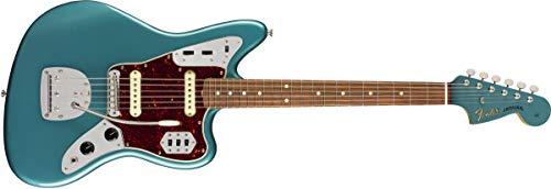 Jaguar - Pau Ferro Fingerboard - Ocean Turquoise ()