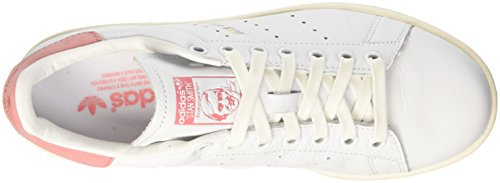Smith Bianco Raypnk Unisex Stan Ftwwht adidas Basketballschuhe Erwachsene Ftwwht wqHayytf