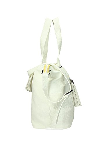LIU JO EUBEA SHOPPING BAG - N16065E0086 White