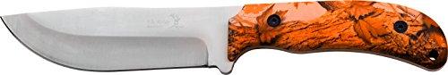 Elk Ridge Outdoormesser Hunter Orange camo gummierte Nylonfaser , ER-543OC
