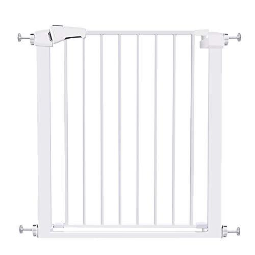 Barrières MAHZONG Porte spéciale d'isolation pour Animaux de Compagnie de clôture extérieure -63-300cm