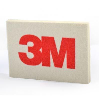 StickersLab - Spatola bianca morbida in feltro lana wrapping e adesivi 3M - Feltro Bianco