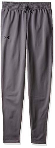 Under Armour Brawler Tapered Pant, Pantaloni Bambino, Grigio (Graphite / / Black), XL