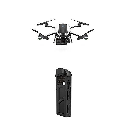 Pack GoPro Drone Karma + GoPro HERO6 Black + Batterie AQBTY-001-EU GoPro