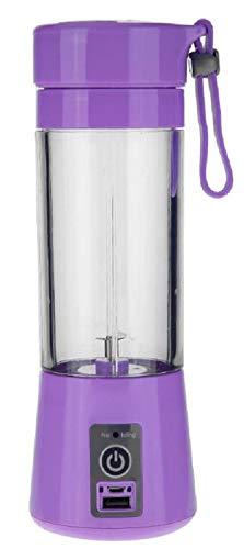 Mini Portable USB Rechargeable Electric Juicer Grinder Blender Mixer Fruit Vegetable Grinder