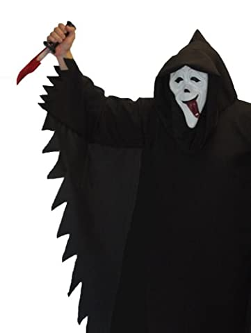 Halloween Scary Movies - Scream Wassup Scary Movie TV Costume Film