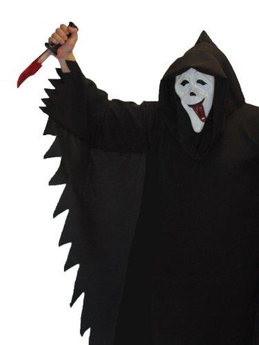 The Dragons Den Scream Scary Movie TV Wassup Horror Film Halloween Kostüm Gr. Large-X-Large,