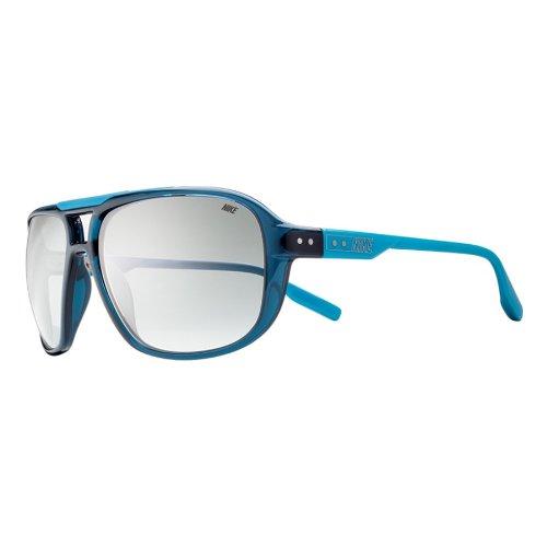 Nike MDL. 205Sonnenbrille, Herren damen, Squadron Blue/Neo Turquoise