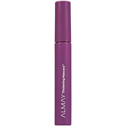 Almay One Coat Nourishing Mascara, Thickening, Black 402, 0.4-Ounce Package by Almay