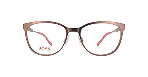 BOSS Orange Damen BO0233-LH216-54 Brillengestelle, Violett, 54