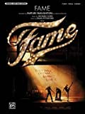 Fame (from Fame) - Piano, Vocals and Guitar - Buch