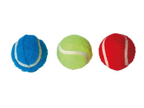 Martin-Sellier - Mini pour chat - Balle Tennis par (x48 4cm)