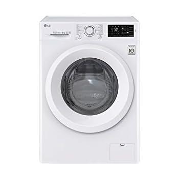 LG F4J5TN3W lavatrice Libera installazione Caricamento frontale ...