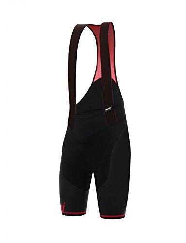 Santini Herren Tono (2.0Bib Shorts, Herren, FS1177NATTONO2, rot, M