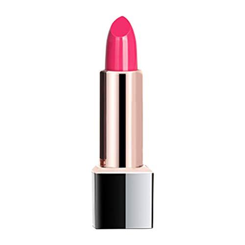 SHE.White Matte Nudes Lippenstift, Taucht die Lippen in sinnliches, warmes Rosé-Nude, mit Matt-Finish, Feuchtigkeitsspendend Lippenstifte Lipstick - White Rose Rose Feuchtigkeitscreme