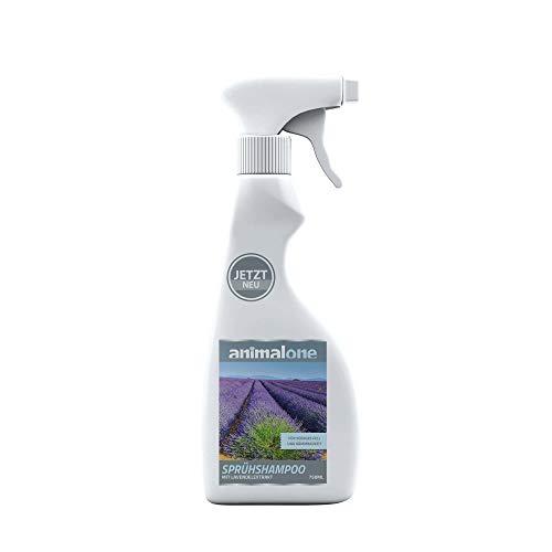 Lavendel Hair Conditioner (animalone - SPRÜHSHAMPOO 750 ml - für Pferde - Reinigung & Pflege von Fell, Mähne & Schweif - pH-neutral - mit hochwertigem französischen Lavendel-Öl)