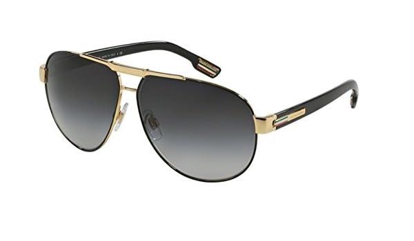 Dolce & Gabbana DG 2099 Gold Black