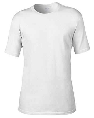anvil Herren Organic Cotton T-Shirt / 420 Weiß