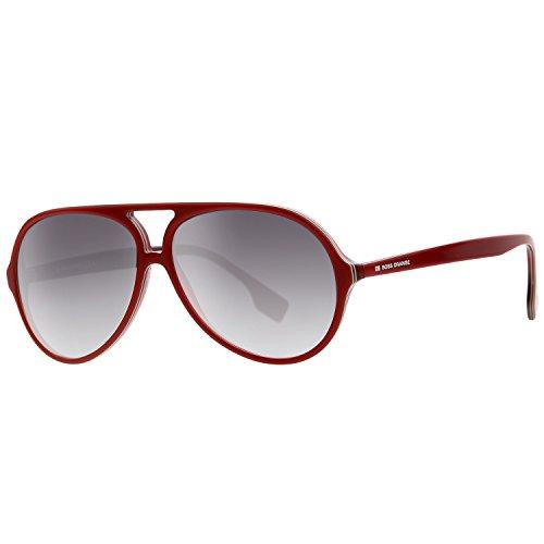 Hugo Orange Sonnenbrille 0031/S 60 (60 mm) rot