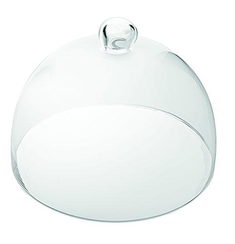 Vidivi Vetri delle Venezie 67271 - Campana de cristal (23 cm de diáme