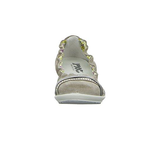 IMAC 53270/7160/018 Mädchen Ballerina Sportboden visone/grigio
