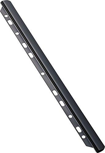 """Helit H2512295 - Klemmschiene """"the rail"""", schwarz"""