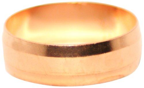 Plumb-Pak Compression Olive 22mm - Pack of 6