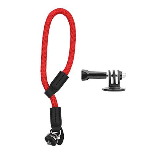 Bescita6 Sicherheit Handgelenk Gurt Hand Schlüsselband Gürtel Griff Schlinge Für DJI OSMO Aktion Sport Kamera Handseil Armband Halterung