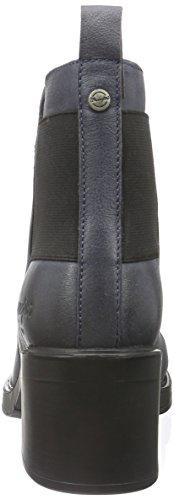 Wrangler Damen Gipsy Chelsea Boots Blau (100 Blue)