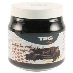 TRG Leder Renovieren Balsam - Passend für Leder Möbel, Jacken und taschen 300ml (Verschiedene Farben Erhältlich) - Schwarz,