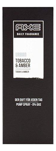 AXE Axe daily fragrance eau de toilette parfum-spray urban 1er pack 1 x 100 ml